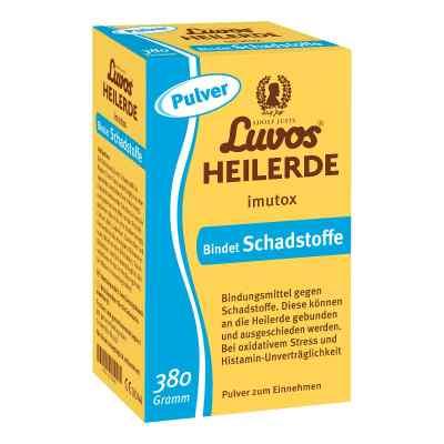 Luvos Heilerde imutox Pulver  bei versandapo.de bestellen