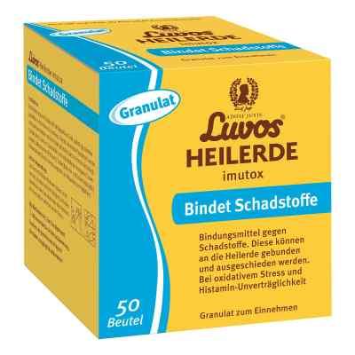 Luvos Heilerde imutox Granulat  bei versandapo.de bestellen