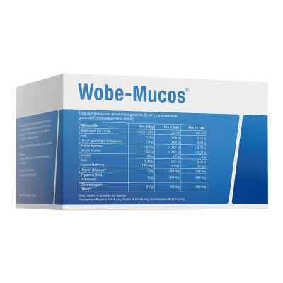 Wobe-mucos magensaftresistente Tabletten  bei versandapo.de bestellen