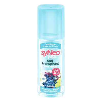Syneo free 48h Antitranspirant Roll-on  bei versandapo.de bestellen