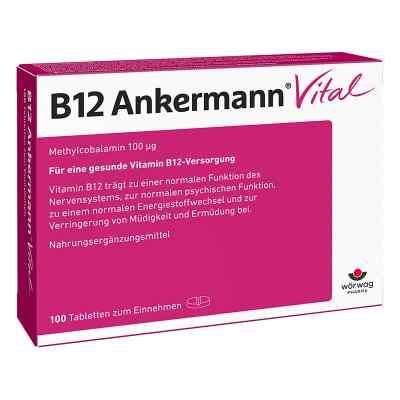 B12 Ankermann Vital Tabletten  bei versandapo.de bestellen