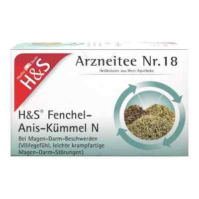 H&S Fenchel-Anis-Kümmel N  bei versandapo.de bestellen