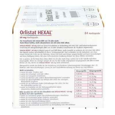 Orlistat HEXAL 60mg  bei versandapo.de bestellen