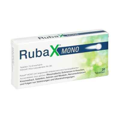 Rubax Mono Tabletten  bei versandapo.de bestellen