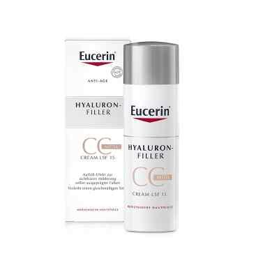 Eucerin Anti-age Hyaluron-filler Cc Cream mittel  bei versandapo.de bestellen