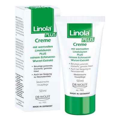 Linola Plus Creme  bei versandapo.de bestellen