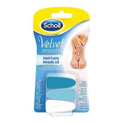 Scholl Velvet smooth Nagelpflege Aufsätze  bei versandapo.de bestellen