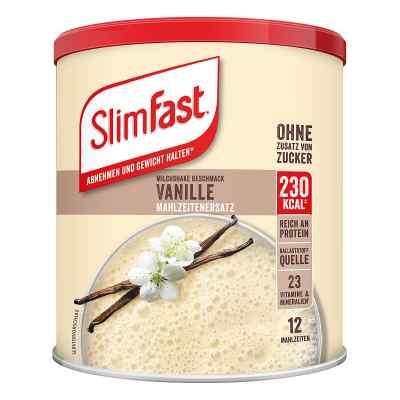 Slim Fast Pulver Vanille  bei versandapo.de bestellen