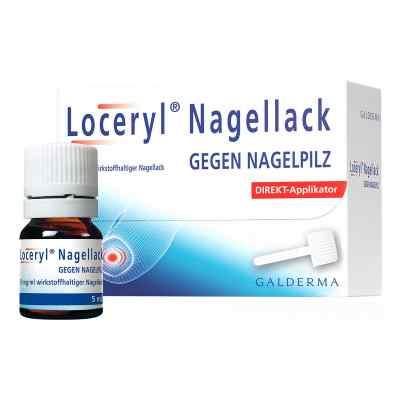 Loceryl gegen Nagelpilz  bei versandapo.de bestellen