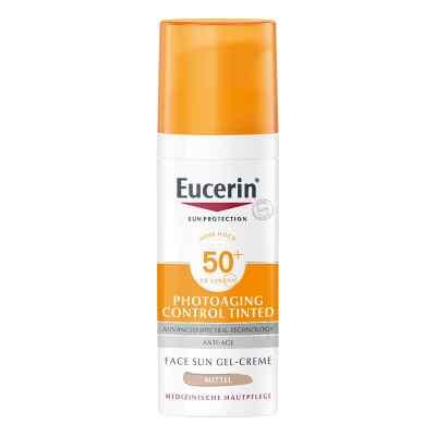 Eucerin Sun Cc Creme getönt mittel Lsf 50+  bei versandapo.de bestellen