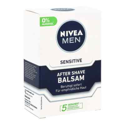 Nivea Men After Shave Balsam sensitive  bei versandapo.de bestellen