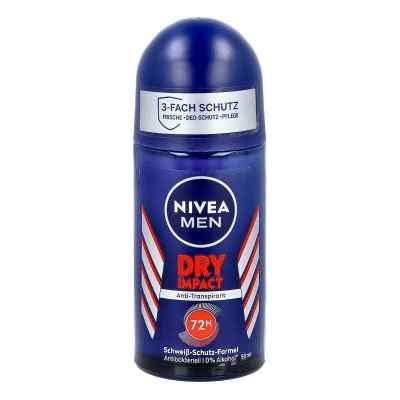 Nivea Men Deo Roll-on dry comfort  bei versandapo.de bestellen