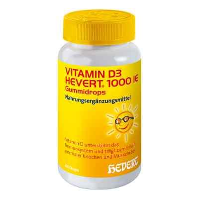 Vitamin D3 Hevert 1.000 I.e. Gummidrops  bei versandapo.de bestellen