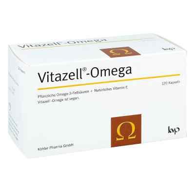 Vitazell-omega Kapseln  bei versandapo.de bestellen