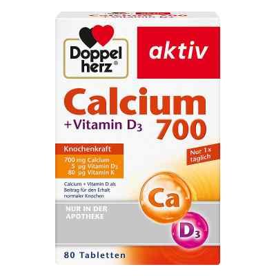 Doppelherz Calcium 700+vitamin D3 Tabletten  bei versandapo.de bestellen