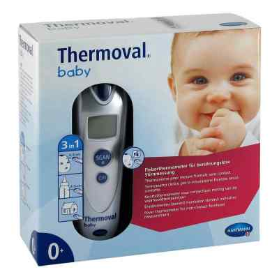 Thermoval baby non-contact Infrarot-fiebertherm.  bei versandapo.de bestellen