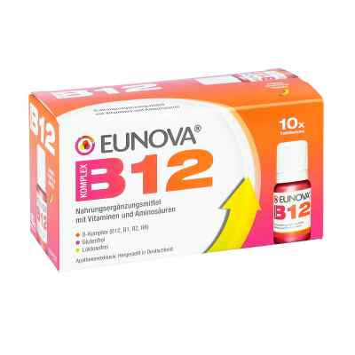 Eunova B12 Komplex Trinkfläschchen  bei versandapo.de bestellen