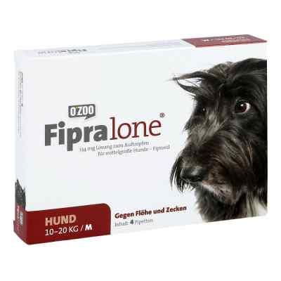 Fipralone 134 mg Lösung zur, zum auftropf.f.mit.gr.hunde vet  bei versandapo.de bestellen