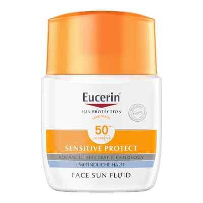 Eucerin Sun Fluid mattierend Lsf 50+  bei versandapo.de bestellen