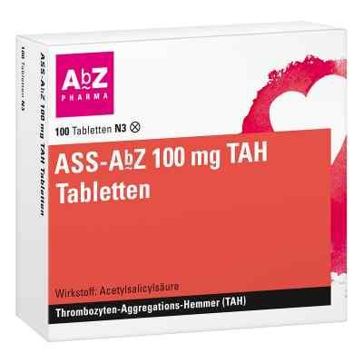 ASS-AbZ 100mg TAH  bei versandapo.de bestellen
