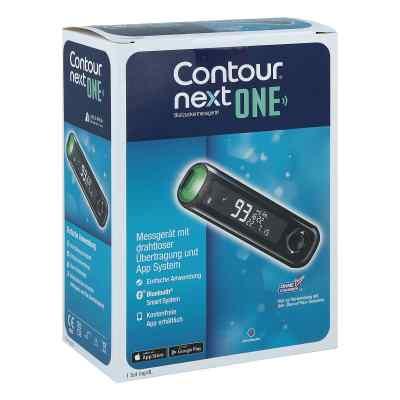 Contour Next One Blutzuckermessgerät Set mg/dl  bei versandapo.de bestellen
