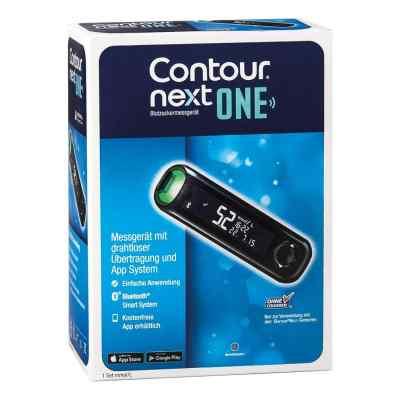 Contour Next One Blutzuckermessgerät Set mmol/l  bei versandapo.de bestellen