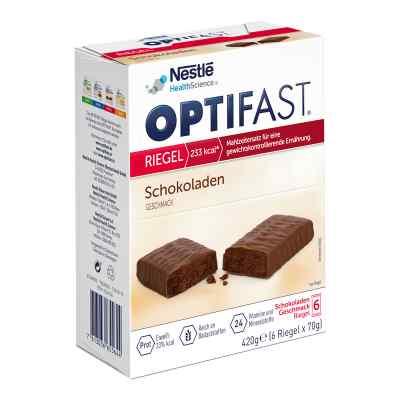 Optifast Riegel Schokolade  bei versandapo.de bestellen