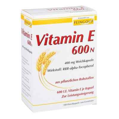 Vitamin E 600 N Weichkapseln  bei versandapo.de bestellen
