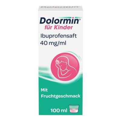 Dolormin für Kinder Ibuprofensaft 40mg/ml  bei versandapo.de bestellen