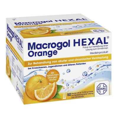 Macrogol Hexal Orange Plv.z.her.e.lsg.z.einn.btl.  bei versandapo.de bestellen