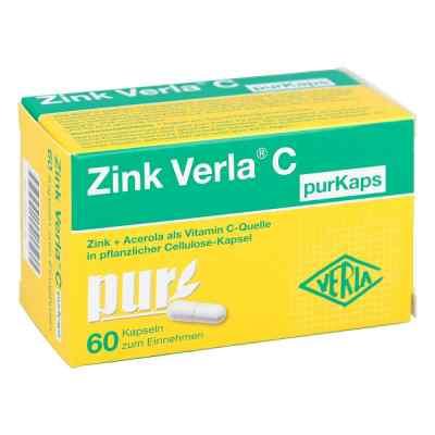 Zink Verla C purKaps  bei versandapo.de bestellen