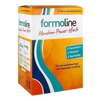 Formoline Abnehm-power-3fach L112+eiweissdiät+buch  bei versandapo.de bestellen