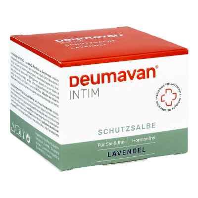 Deumavan Schutzsalbe Lavendel Dose  bei versandapo.de bestellen