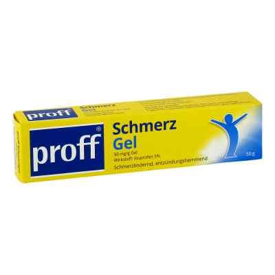 Proff Schmerzgel 50mg/g  bei versandapo.de bestellen
