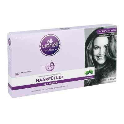 Ell-cranell Haarfülle+ für Frauen Kapseln  bei versandapo.de bestellen
