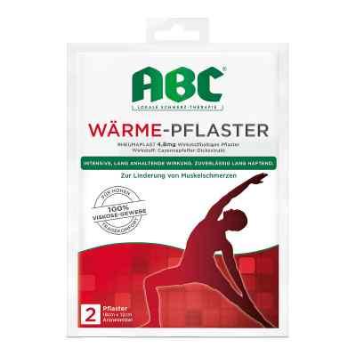 ABC Wärme-Pflaster Rheumaplast 4,8mg Hansaplast med  bei versandapo.de bestellen