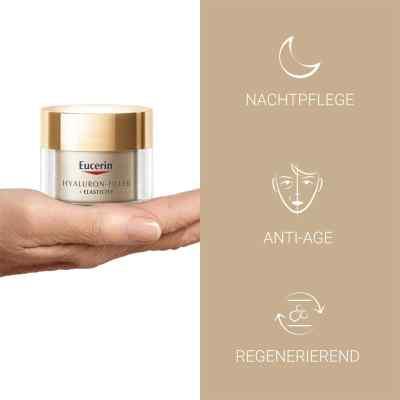 Eucerin Anti-age Elasticity+filler Nachtcreme  bei versandapo.de bestellen