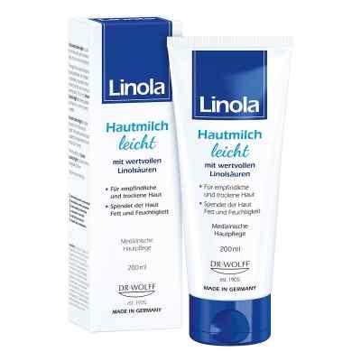 Linola Hautmilch leicht  bei versandapo.de bestellen