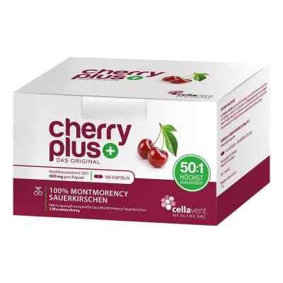 Cherryplus Montmorency Sauerkirschkapseln  bei versandapo.de bestellen