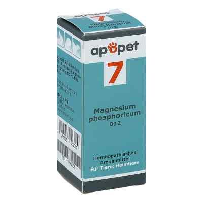 Apopet Schüssler-salz Nummer 7 Magnesium phosphoricum D12 vet  bei versandapo.de bestellen