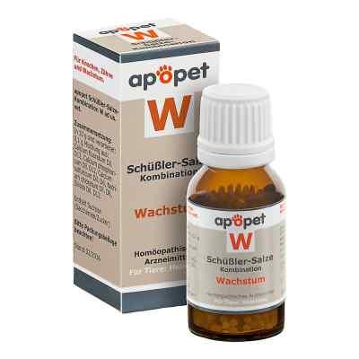 Apopet Schüssler-salze-kombination W ad usus vet.Gl.  bei versandapo.de bestellen
