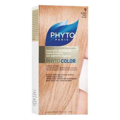 Phytocolor 9 sehr helles blond  bei versandapo.de bestellen