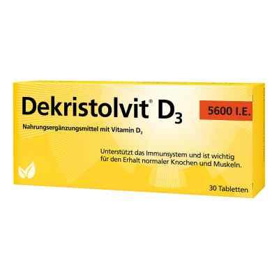 Dekristolvit D3 5.600 I.e. Tabletten  bei versandapo.de bestellen