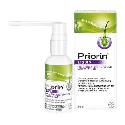 Priorin Liquid Pumplösung bei Haarausfall  bei versandapo.de bestellen