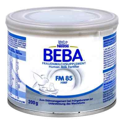 Nestle Beba Fm 85 Frauenmilchsupplement Pulver  bei versandapo.de bestellen