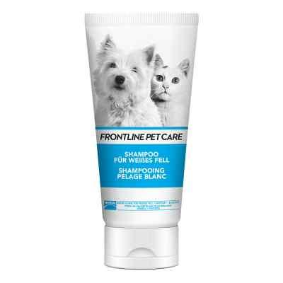 Frontline Pet Care Shampoo für weisses Fell veterinär   bei versandapo.de bestellen