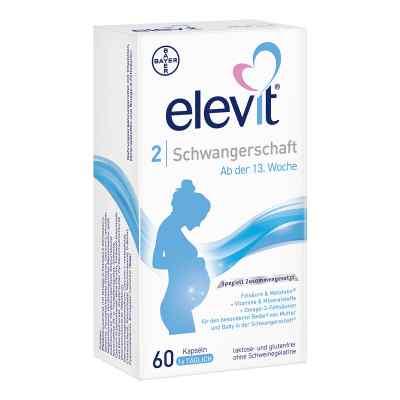 Elevit 2 Schwangerschaft Weichkapseln  bei versandapo.de bestellen
