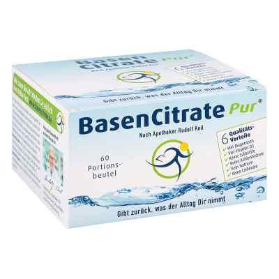 Basen Citrate Pur nach Apotheker Rudolf Keil Beutel  bei versandapo.de bestellen