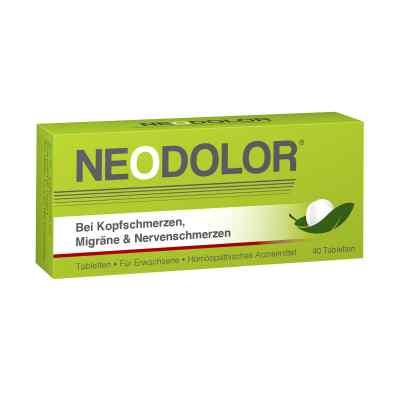Neodolor Tabletten  bei versandapo.de bestellen