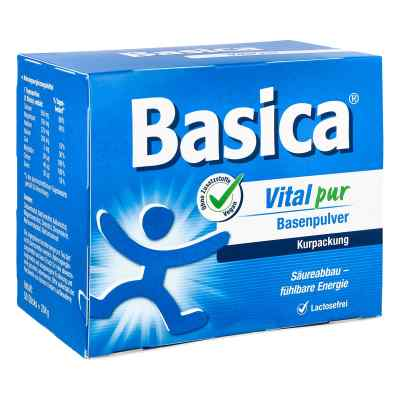 Basica Vital pur Basenpulver  bei versandapo.de bestellen